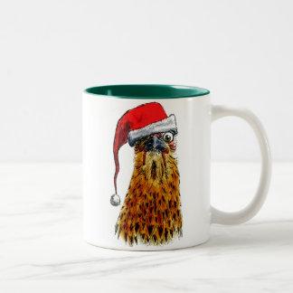 Merry Chickmas Mug