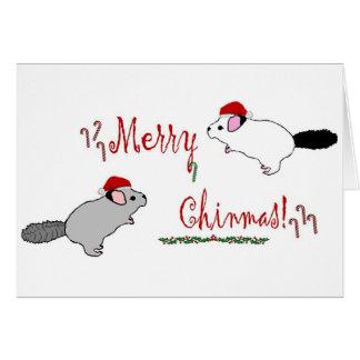 Merry Chinmas  Card