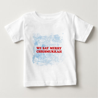merry chrismukkah baby T-Shirt
