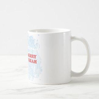 merry chrismukkah basic white mug