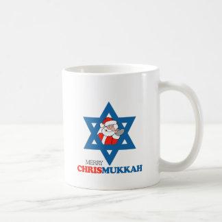 Merry Chrismukkah - Basic White Mug