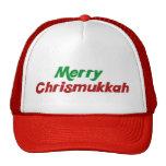 Merry Chrismukkah Cap