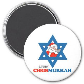 Merry Chrismukkah - Magnet