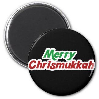 Merry Chrismukkah Magnets
