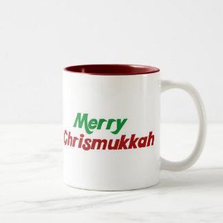 Merry Chrismukkah Mugs