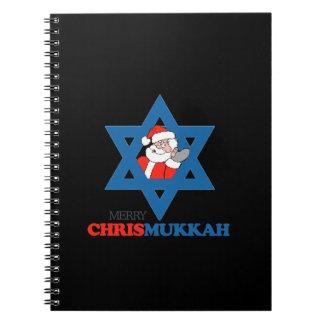 Merry Chrismukkah - Notebooks
