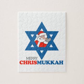 Merry Chrismukkah - Jigsaw Puzzle