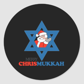 Merry Chrismukkah - Stickers
