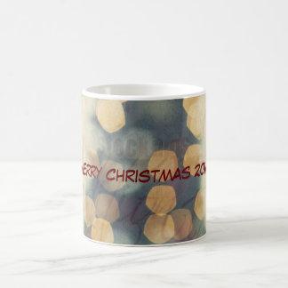 Merry Christmas 2010 treekeh cup Basic White Mug
