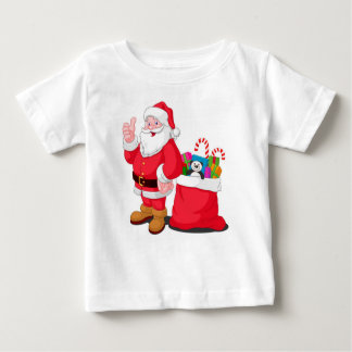 Merry Christmas 2017 Baby T-Shirt