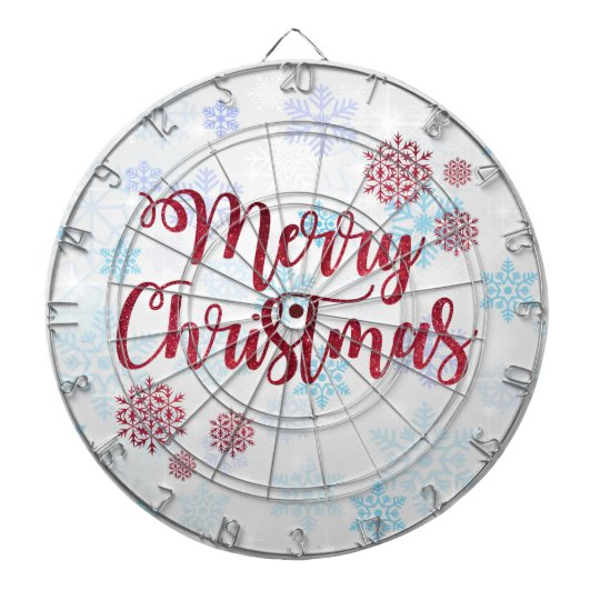 Merry Christmas 2 Dartboard