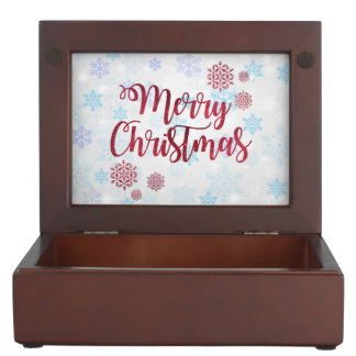Merry Christmas 2 Keepsake Box