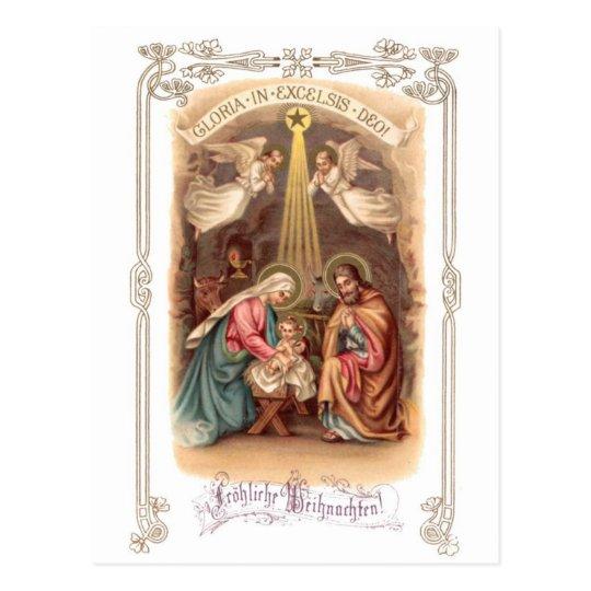 Merry Christmas 2 Postcard