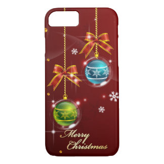Merry Christmas 42 iPhone 8/7 Case