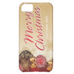 Merry Christmas 4 Speck Case iPhone 5C Cover