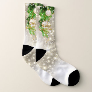 Merry Christmas 52 All-Over-Print Socks 1