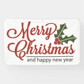 Merry Christmas 5 Banner