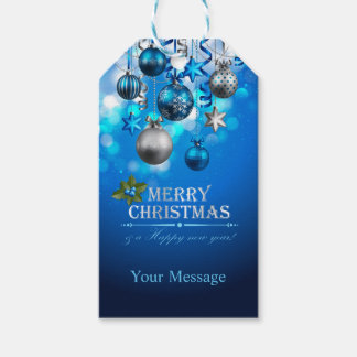 Merry Christmas 87 Image Options Gift Tags