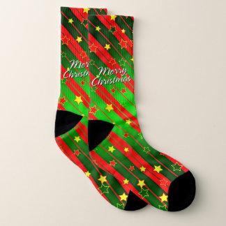Merry Christmas 88 All-Over-Print Socks 1