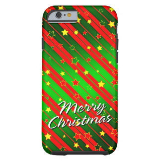 Merry Christmas 88 Tough iPhone 6 Case