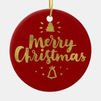 Merry Christmas | Adorable Gifts Christmas Ornament