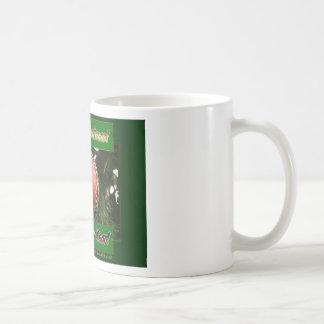 Merry Christmas & Happy New Year Basic White Mug