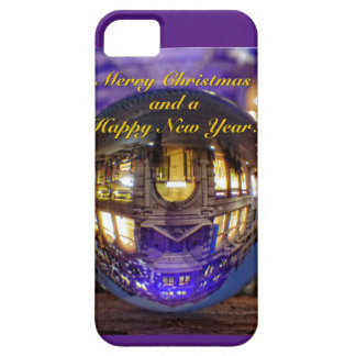 Merry Christmas and a Happy New Year Barely There iPhone 5 Case