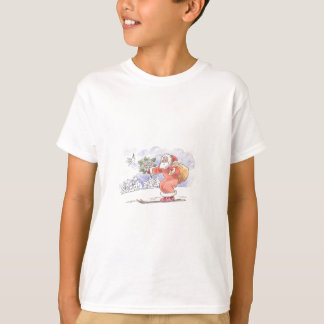 Merry Christmas and a Happy New Year Cards Tee Shirt