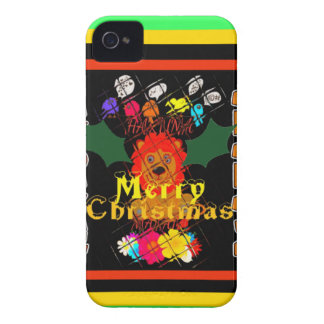 Merry Christmas and a Happy New Year Case-Mate iPhone 4 Cases
