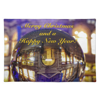 Merry Christmas and a Happy New Year Placemat