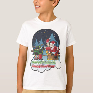 Merry Christmas And A Happy New Year T-Shirt