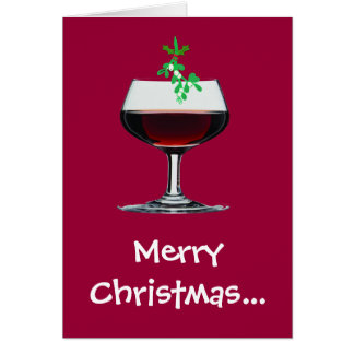 Merry Christmas - And A Merry  New Year Too!! Card