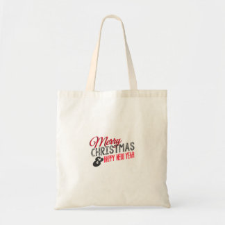 Merry Christmas and happy new to year Bag