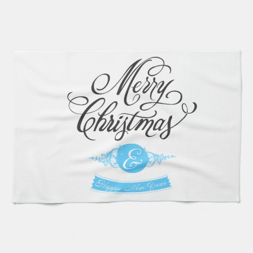 Merry Christmas and happy new to year Hand Towel
