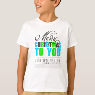Merry Christmas and happy new to year Tee Shirt