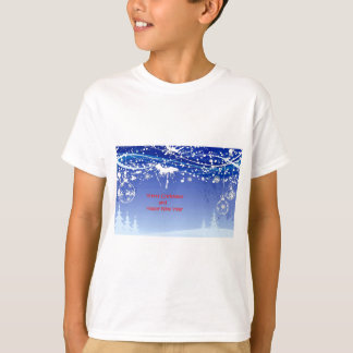Merry Christmas and Happy New Year T Shirt