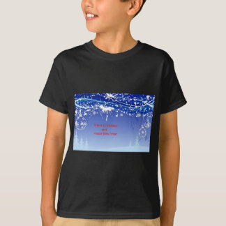 Merry Christmas and Happy New Year Tee Shirt