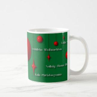 Merry Christmas Around the World 1 Coffee Mug