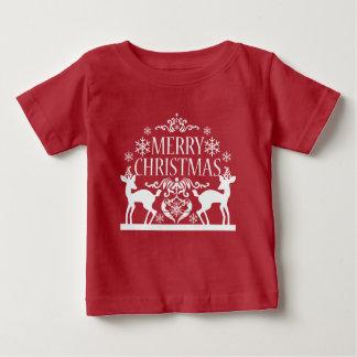 Merry Christmas Baby Fine Jersey Shirt