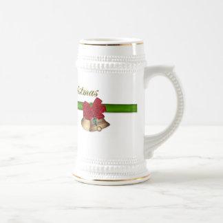 Merry Christmas Beer Steins