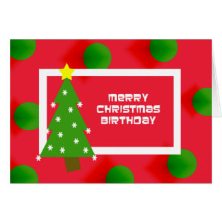 Christmas Birthday Cards & Invitations | Zazzle.co.uk