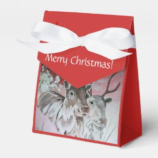 Merry Christmas box! Favour Box