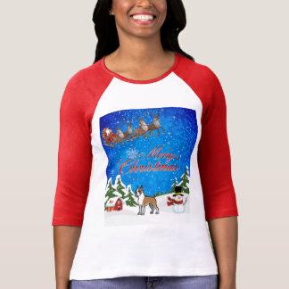 Merry Christmas Boxer T-Shirt