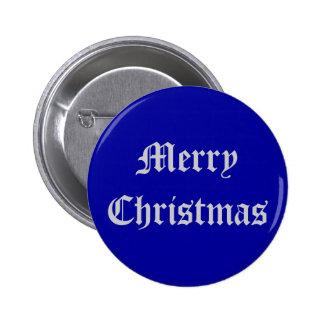 """Merry Christmas"" Button"