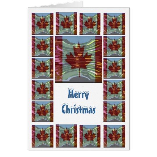 Merry Christmas Canada - Buy Blank or Add