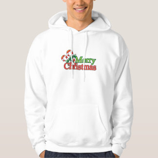 Merry Christmas Candy Cane Shirt Jacket Sweatshirt