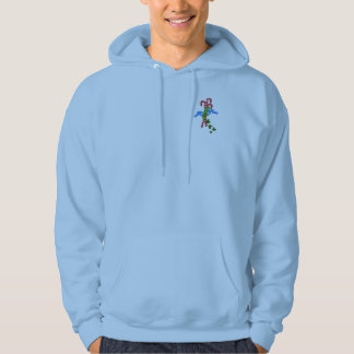 Merry Christmas Candy Canes Hoodie