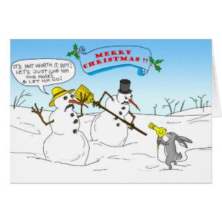 Merry Christmas !! Card