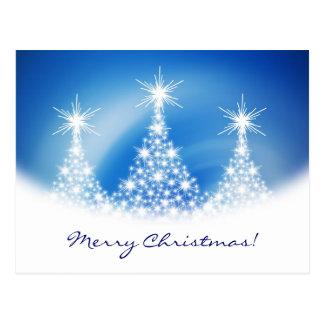 Merry Christmas card Postcard