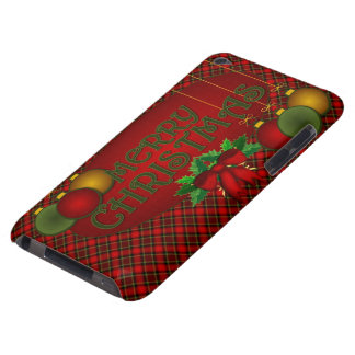 Merry Christmas iPod Touch Cases